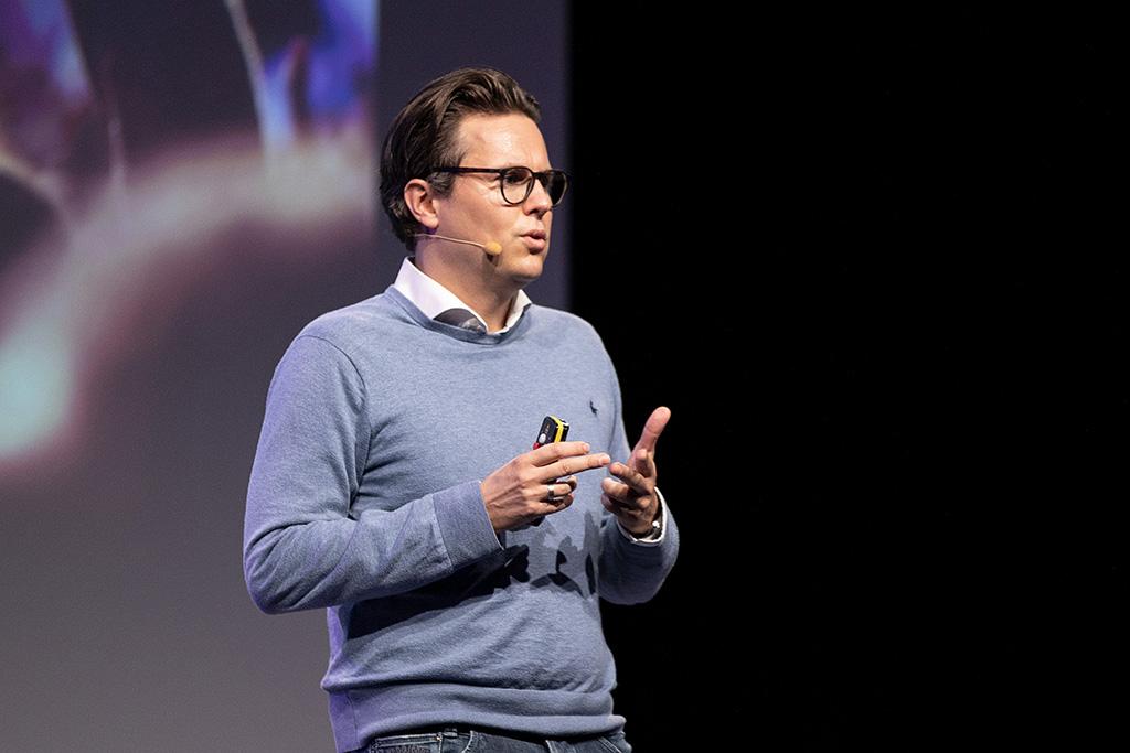 Adam Hall Group CEO Alexander Pietschmann