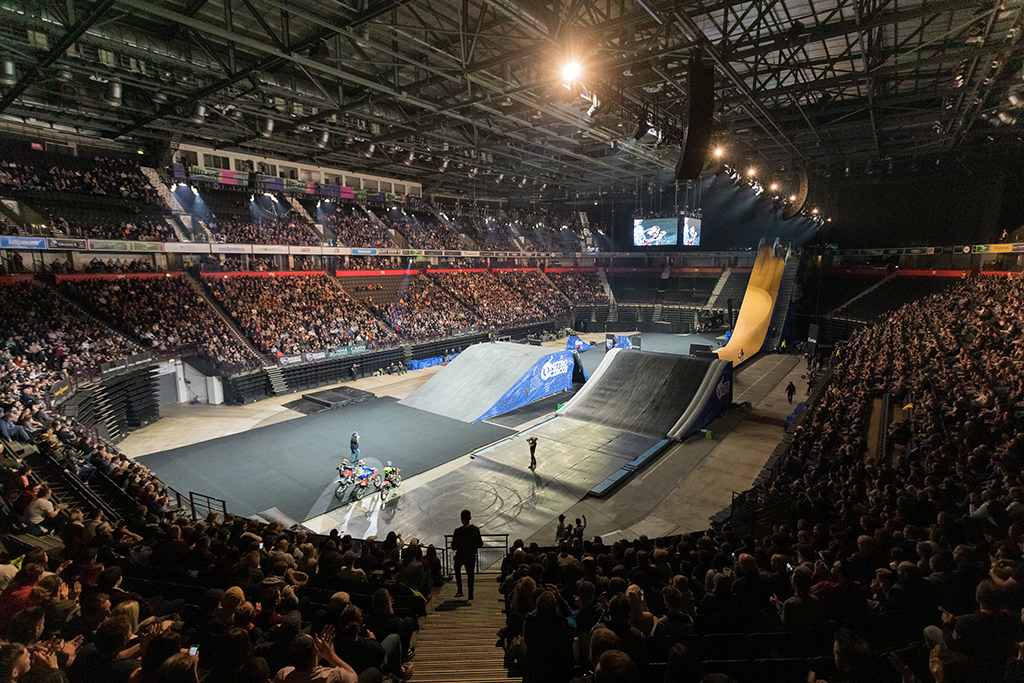 Nitro Circus Arena