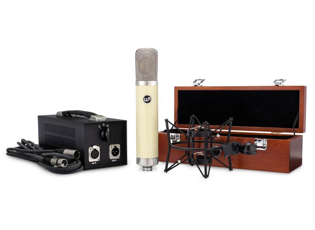 Großmembran-Kondensatormikrofon