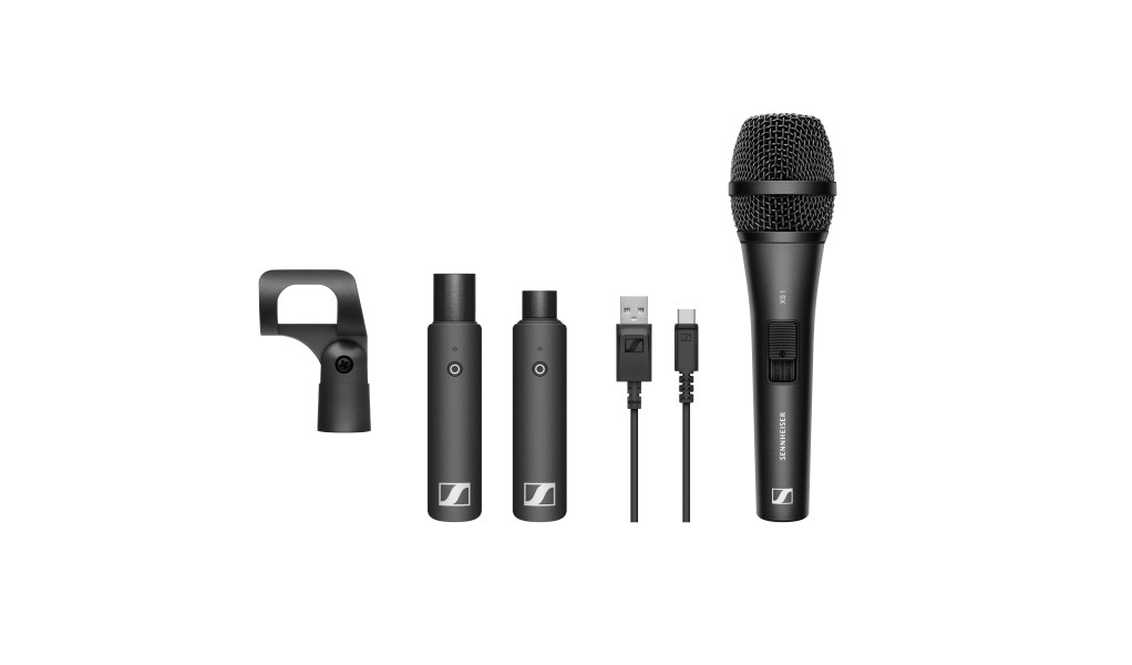 Sennheiser XSW Vocal Set