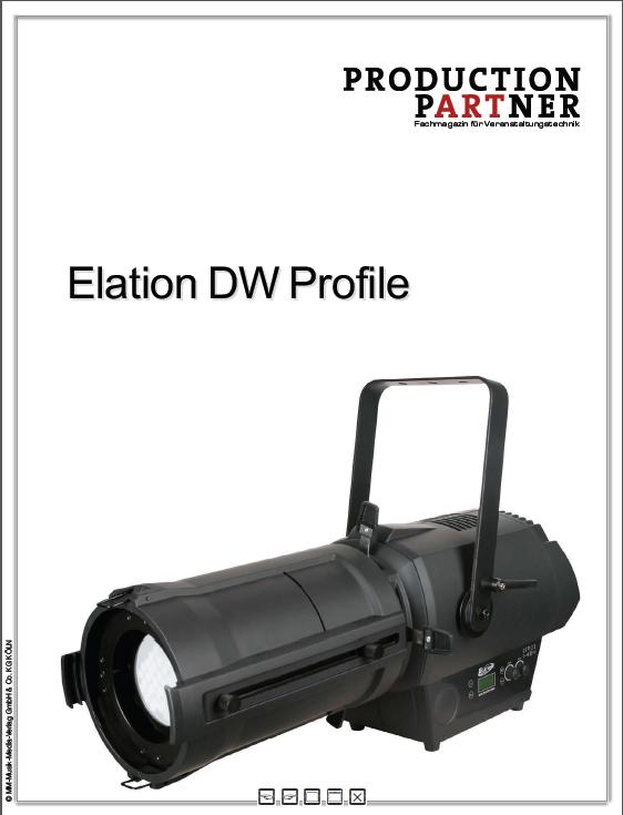Produkt: Elation DW Profile