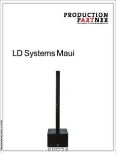 Produkt: LD Systems MAUI44