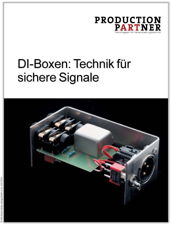 Produkt: DI Box: Grundlagen, Technik & Anwendungen