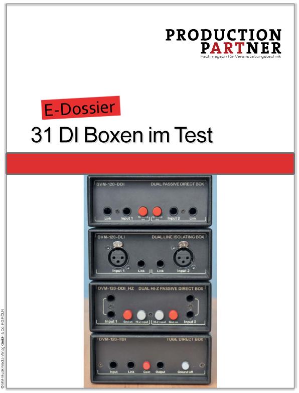 Produkt: Der große DI Boxen-Test: 31 Modelle im Check