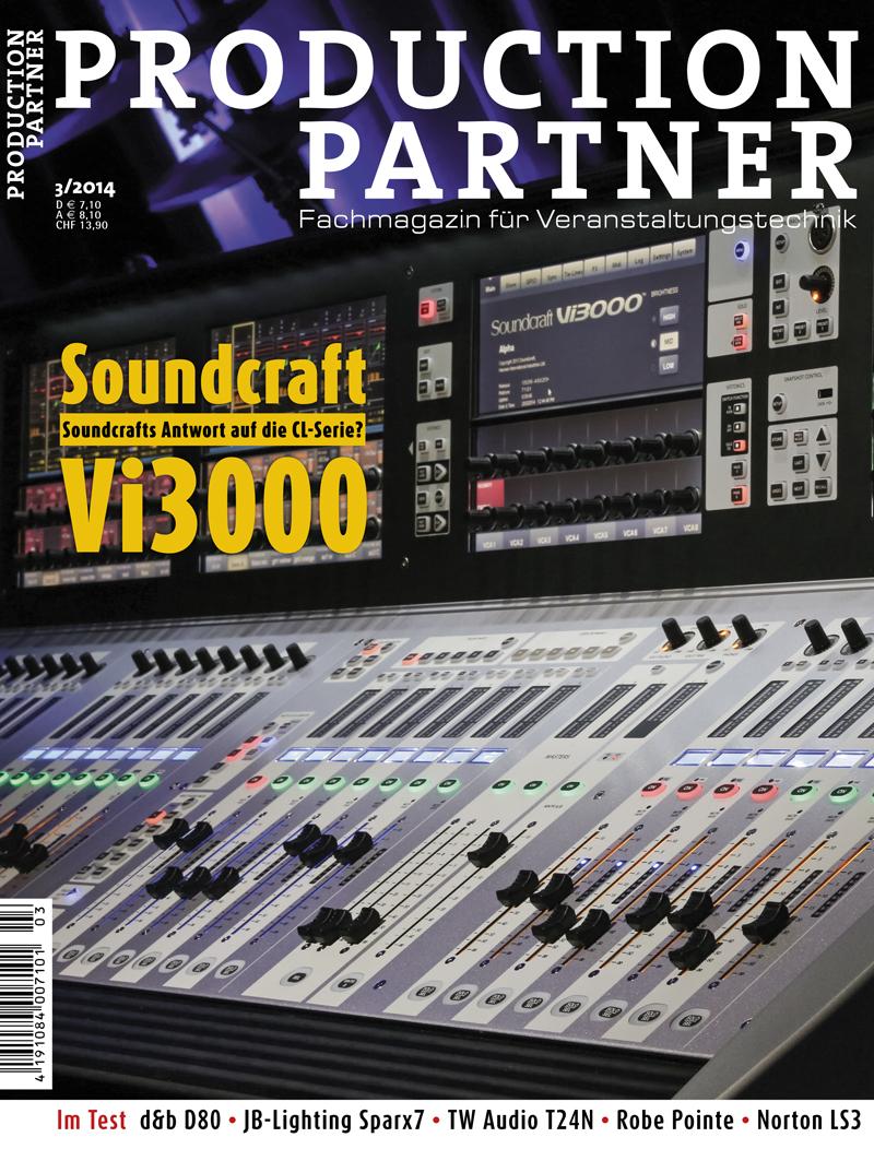 Produkt: Production Partner Digital 03/2014