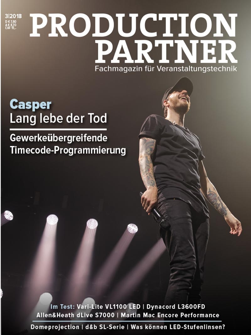 Produkt: Production Partner Digital 03/2018