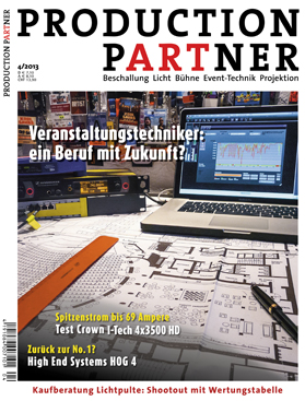 Produkt: Production Partner Digital 04/2013