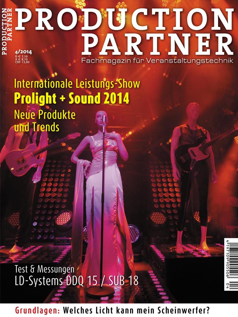 Produkt: Production Partner Digital 04/2014