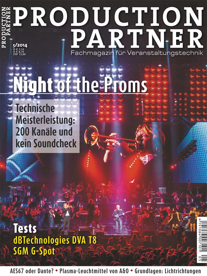 Produkt: Production Partner Digital 05/2014