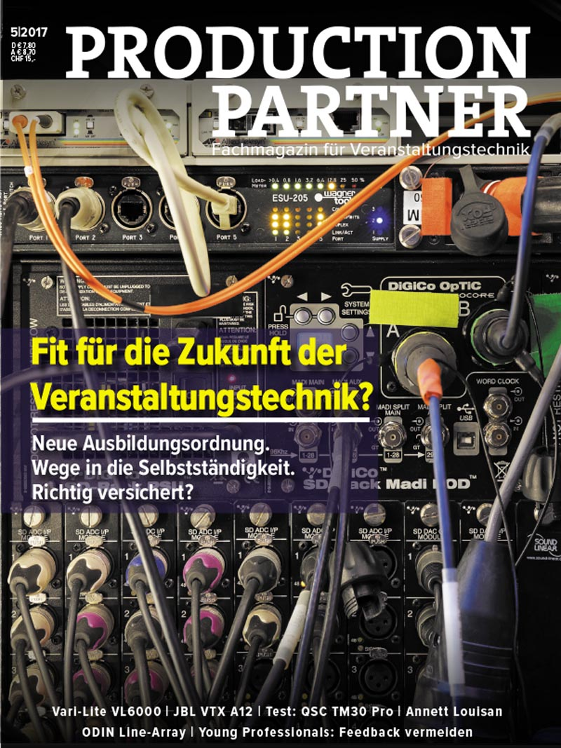 Produkt: Production Partner Digital 05/2017