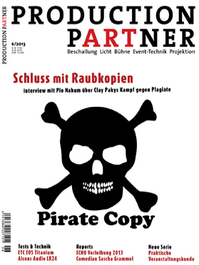 Produkt: Production Partner Digital 06/2013