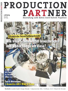 Produkt: Production Partner Digital 07-08/2013