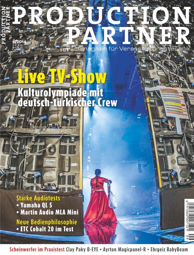 Produkt: Production Partner Digital 09/2014