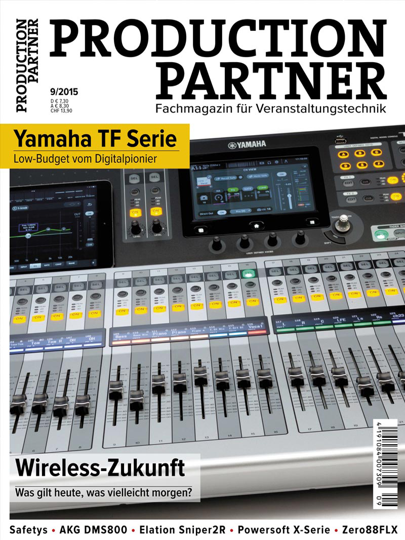 Produkt: Production Partner Digital 09/2015