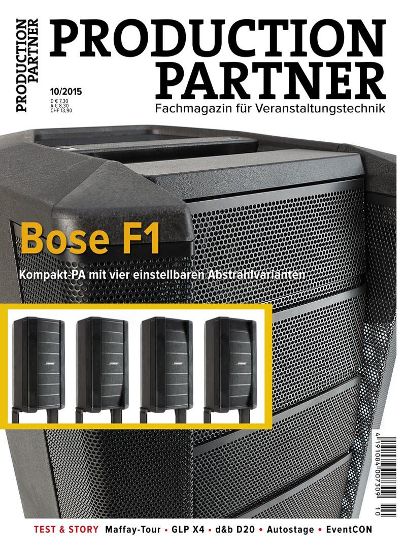 Produkt: Production Partner Digital 10/2015