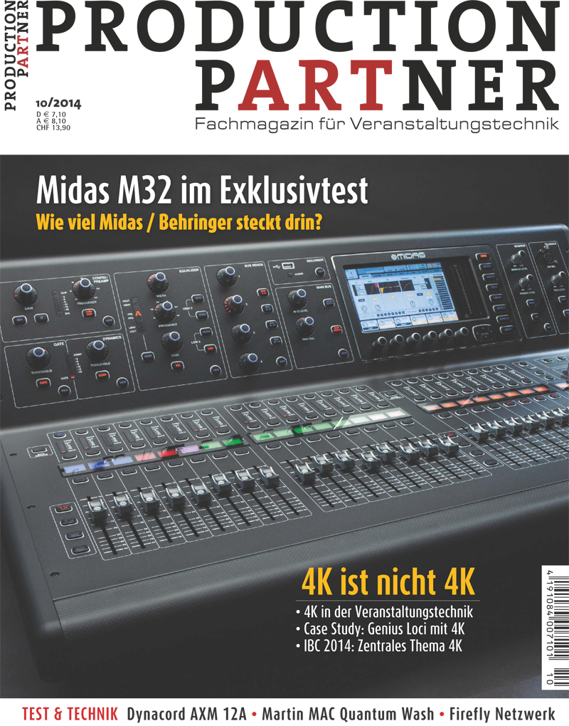 Produkt: Production Partner 10/2014 Download