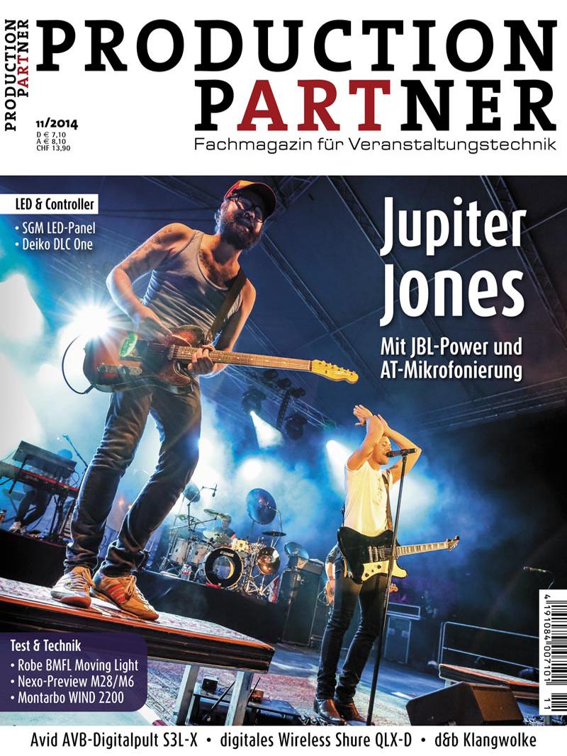 Produkt: Production Partner Digital 11/2014