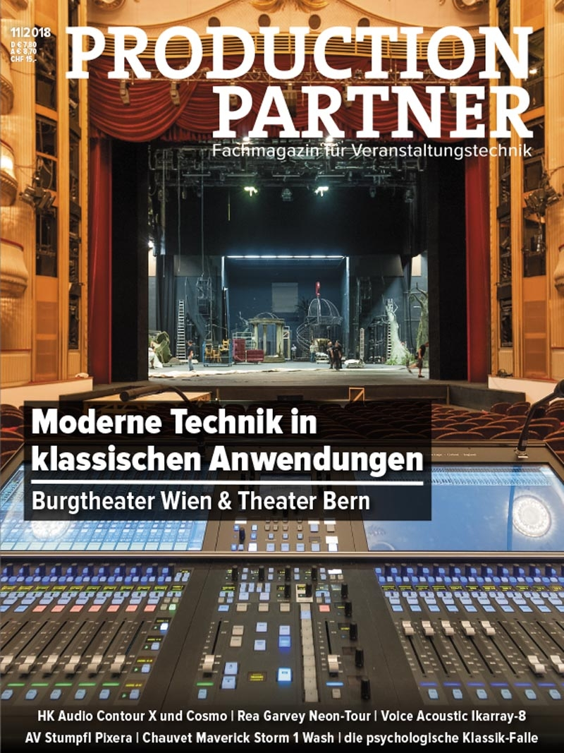 Produkt: Production Partner Digital 11/2018