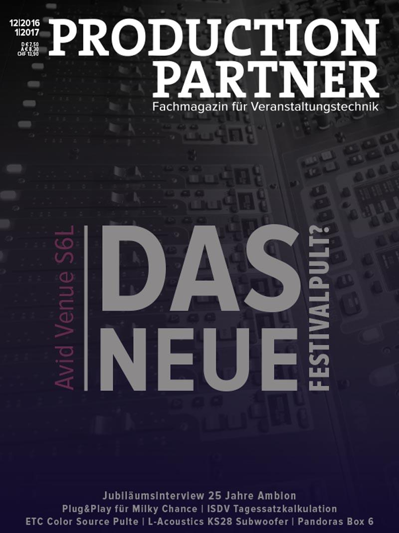 Produkt: Production Partner Digital 12-01/2017