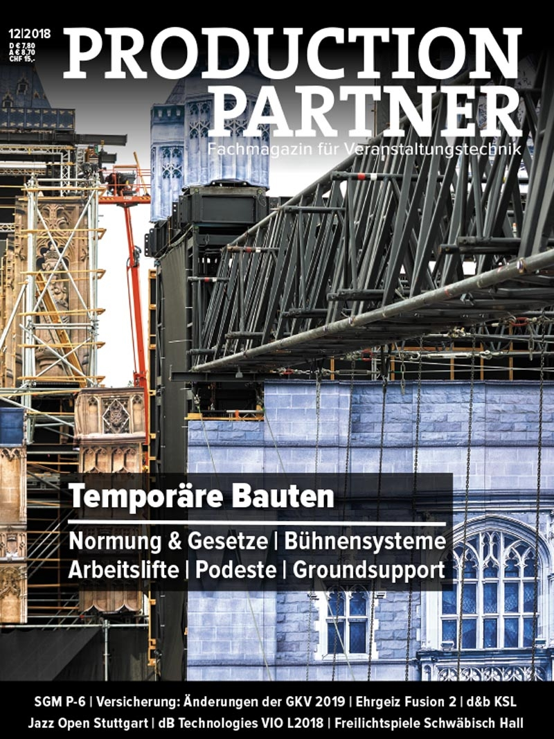 Produkt: Production Partner Digital 12/2018