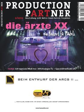 Produkt: Production Partner Digital 02/2012