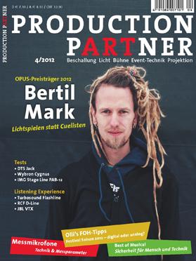 Produkt: Production Partner Digital 04/2012