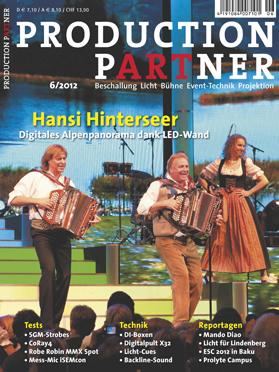 Produkt: Production Partner Digital 06/2012