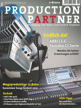 Produkt: Production Partner Digital 07-08/2012