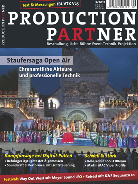 Produkt: Production Partner Digital 09/2012