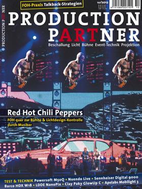 Produkt: Production Partner Digital 10/2012