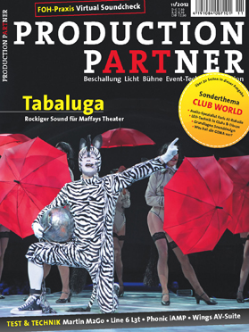 Produkt: Production Partner Digital 11/2012