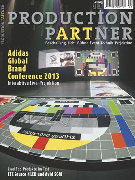 Produkt: Production Partner Digital 02/2013