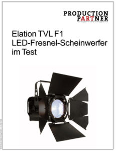 Produkt: Elation TVL F1