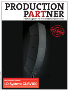 Produkt: LD-Systems CURV 500 im Test