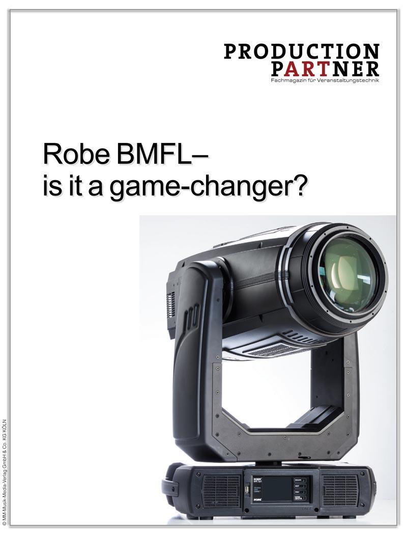Produkt: Robe BMFL im Test