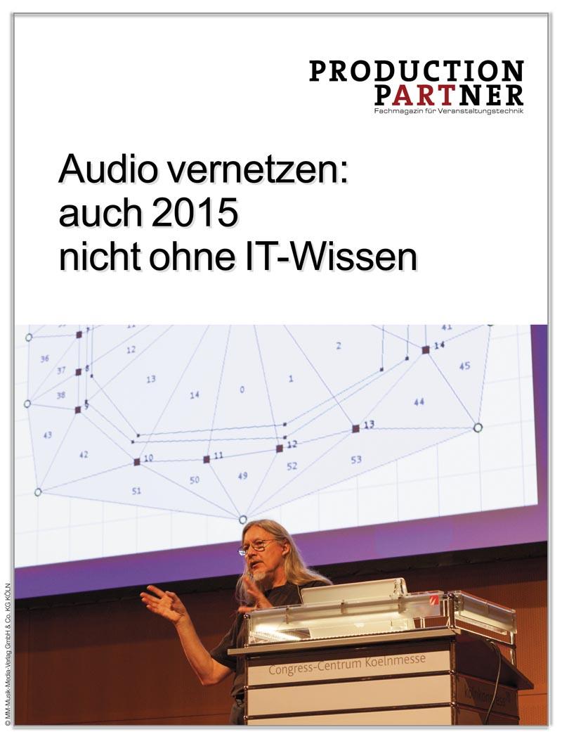 Produkt: Audionetzwerke: Ausblick auf die Trends 2015