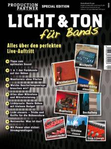 Produkt: Licht & Ton für Bands Digital 2014