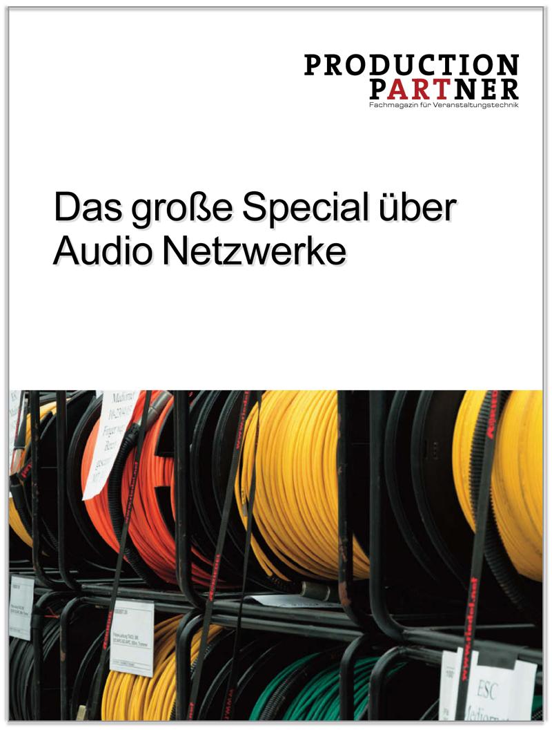 Produkt: Special Audio Netzwerke