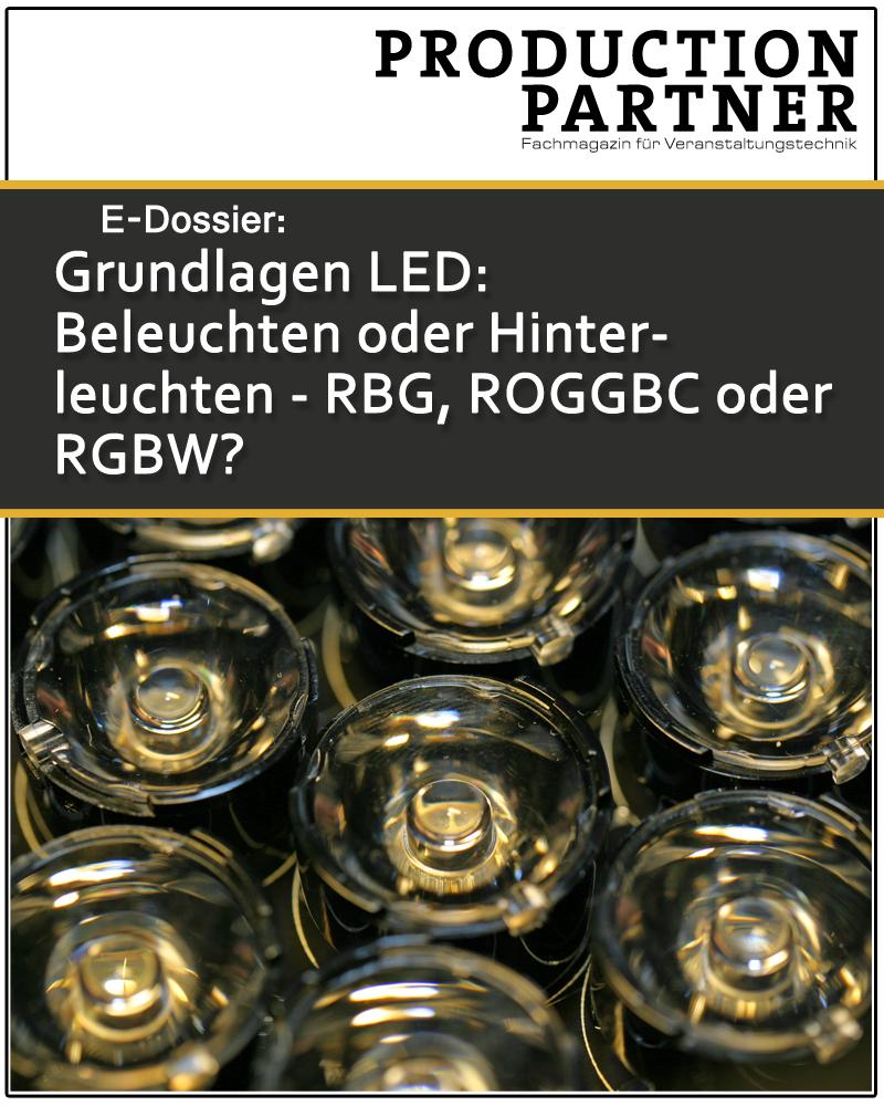 Produkt: Grundlagen der LED-Beleuchtung
