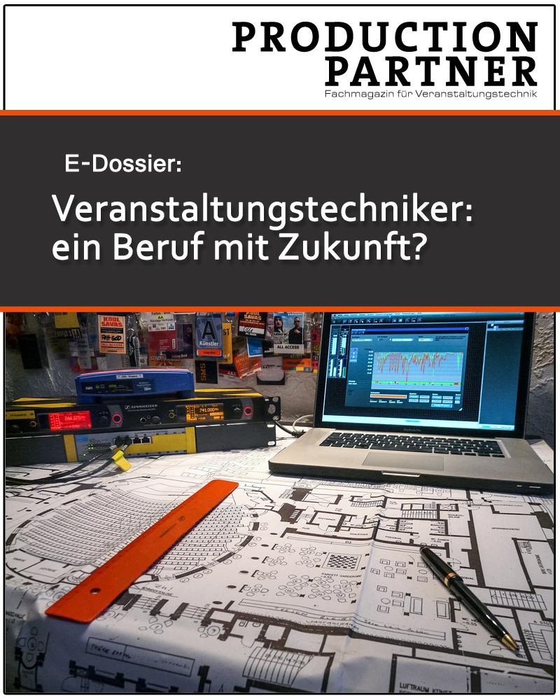 Produkt: Oliver Voges über den Beruf Veranstaltungstechniker