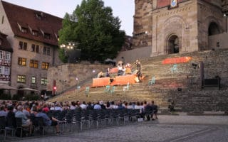 Sounddesign bei den Freilichtspielen Schwäbisch Hall