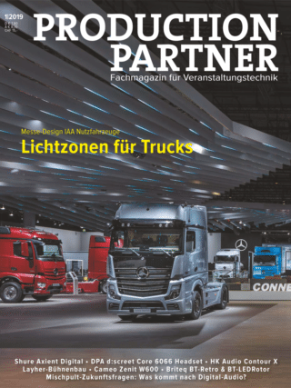PRODUCTION PARTNER Ausgabe 1|2019