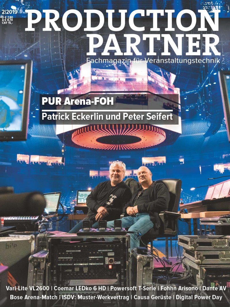 Produkt: Production Partner 2/2019