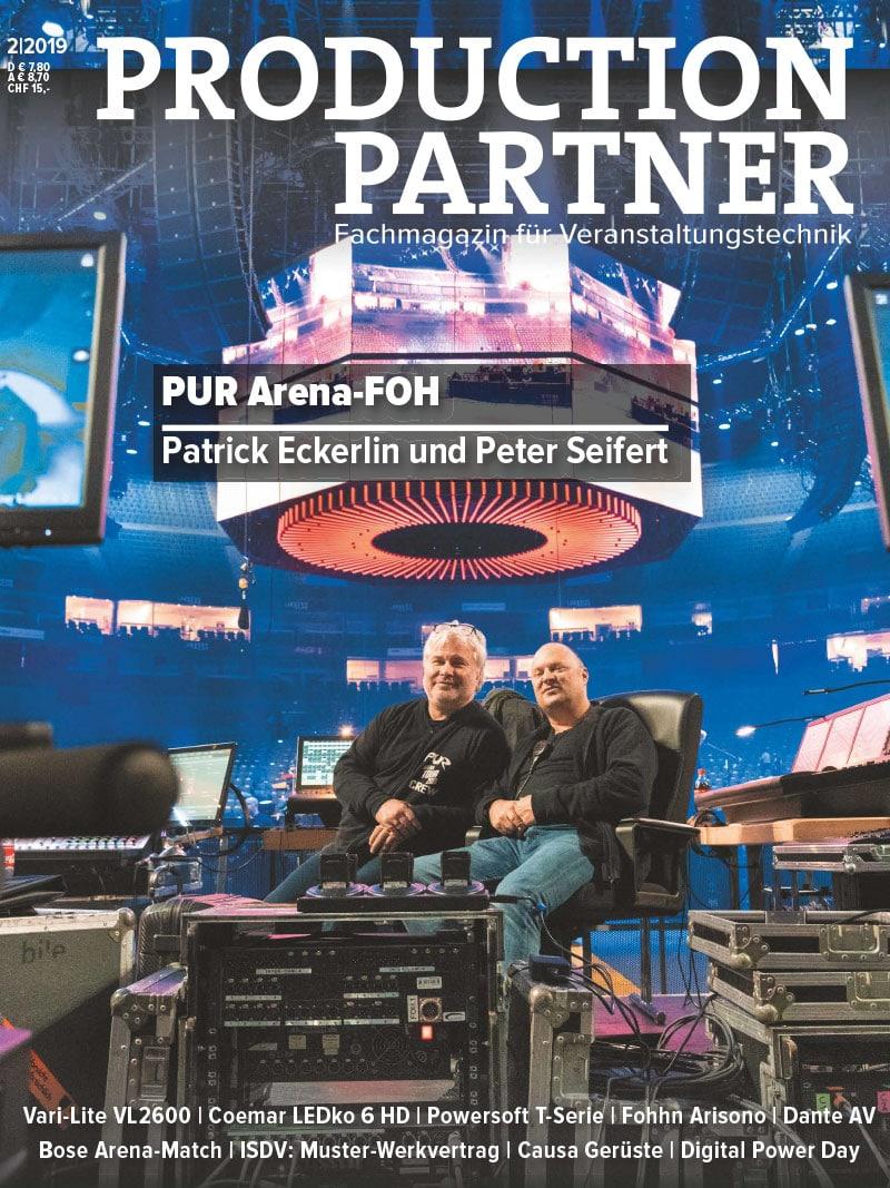 Produkt: Production Partner 2/2019 Digital