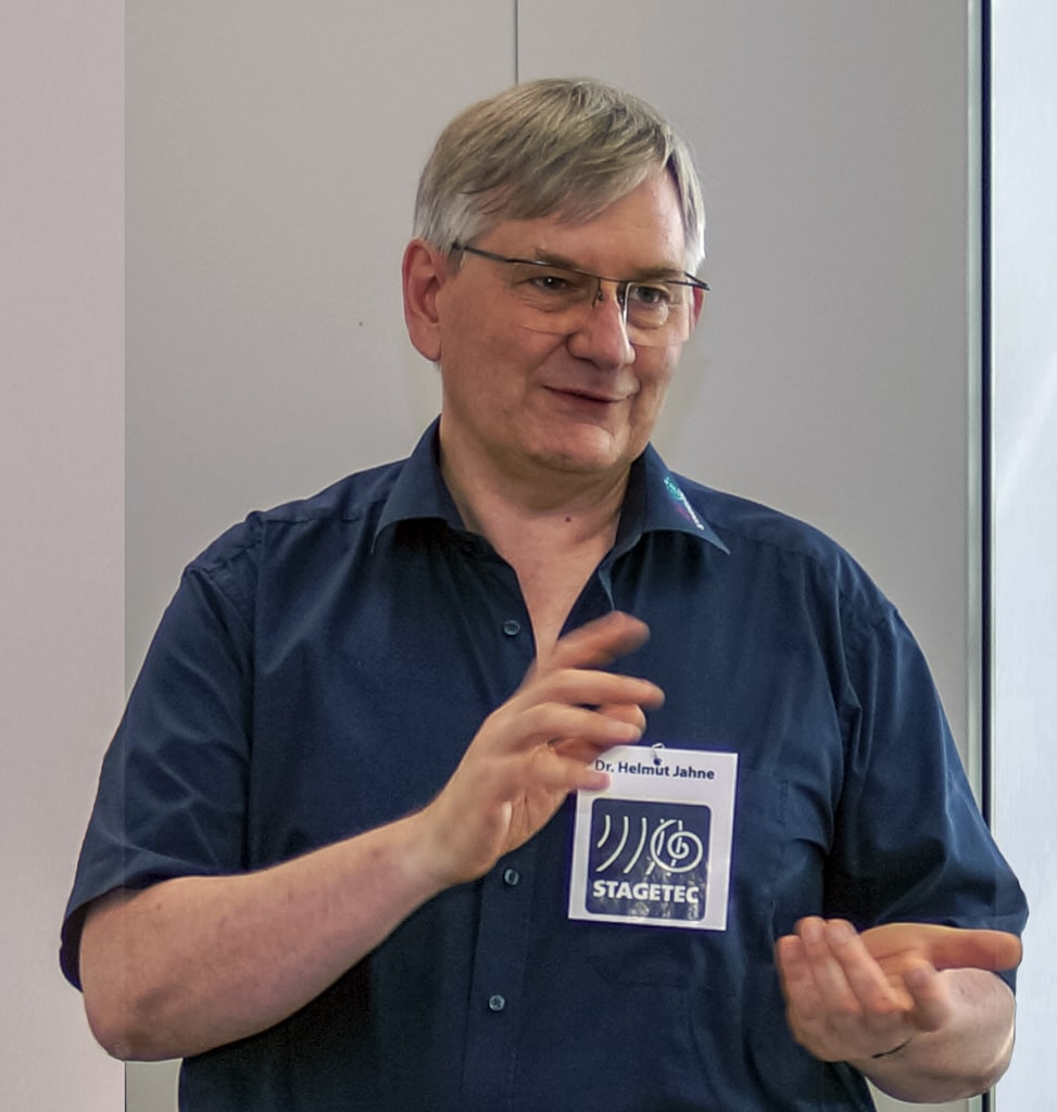 Dr. Helmut Jahne