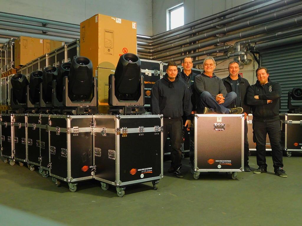 Team von HELi Showequipment GmbH