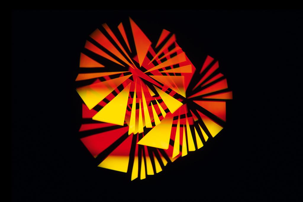 3-fach Prisma