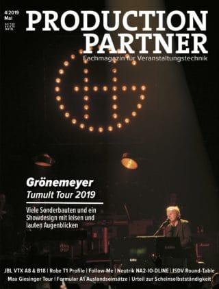 Titelbild Production Partner 4/2019