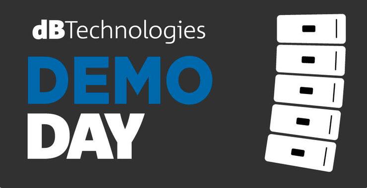 dB Technologies Demo Day