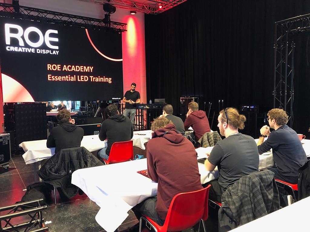 ROE Academy essential trainings